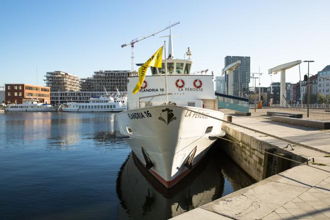 Einde van de Flandria boten?