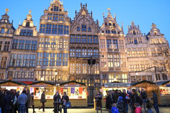 Winter in Antwerpen 2016/2017