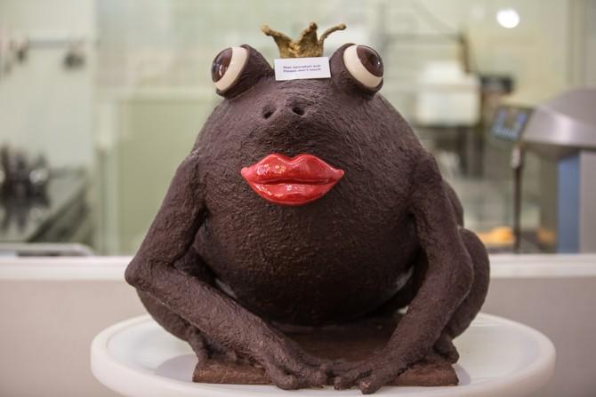 Chocoladeweek in Antwerpen