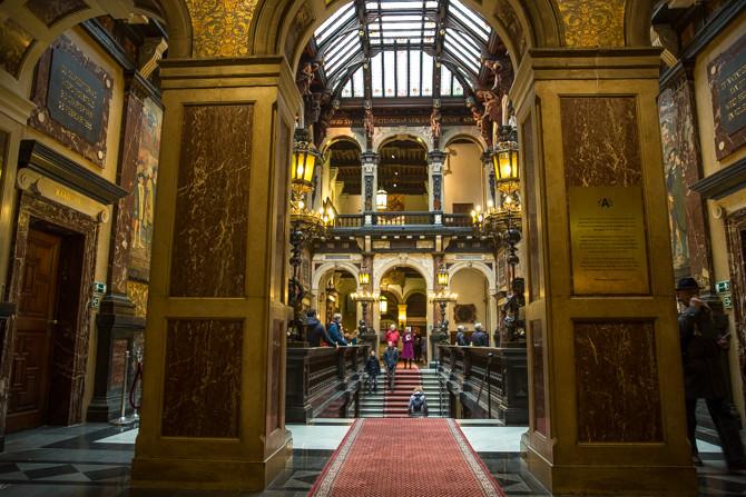 450 jaar stadhuis Antwerpen