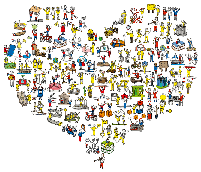 Beste Buren Liefdesweekend