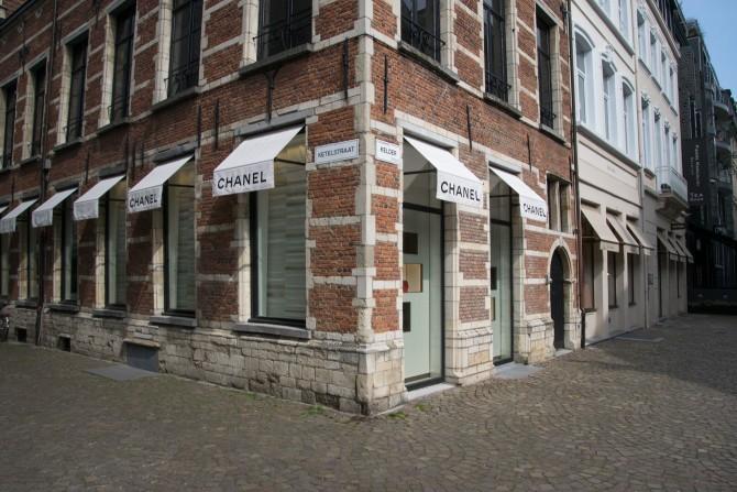 Zomerwandelingen in Antwerpen